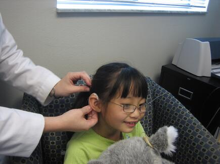 Child Cochlear Implant